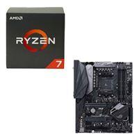 AMD Ryzen 1700X, ASUS ROG Crosshair VI Hero CPU/Motherboard Bundle