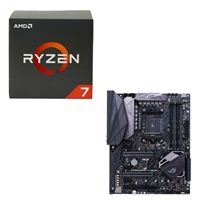 AMD Ryzen 7 1800X, ASUS ROG Crosshair VI Hero X370...