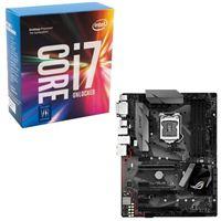 Intel Core i7-7700K, ASUS ROG STRIX Z270H CPU/Motherboard...