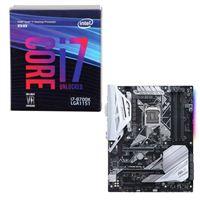 Intel Core i7-8700K, ASUS Prime Z370-A, CPU/Motherboard Bundle