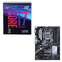 Intel Core i7-8700K, ASUS Prime Z370-P, CPU/Motherboard Bundle