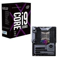 Intel Core i9-7920X, ASUS TUF X299 MARK I CPU/Motherboard Bundle