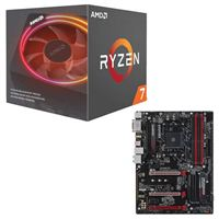 AMD Ryzen 7 2700X with Wraith Prism Cooler, Gigabyte...