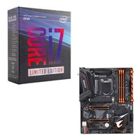 Intel Core i7-8086K Limited Edition, Gigabyte Z370 AORUS Ultra Gaming CPU/Motherboard Bundle