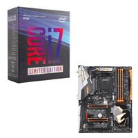 Intel Core i7-8086K Limited Edition, Gigabyte Z370 AORUS Gaming 5 CPU/Motherboard Bundle