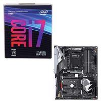 Intel Core i7-8700, Gigabyte Z370 AORUS Gaming 7, CPU/Motherboard Bundle