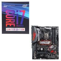 Intel Core i7-8086K Limited Edition, ASUS ROG MAXIMUS X...