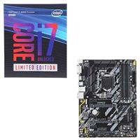 Intel Core i7-8086K Limited Edition, Gigabyte Z370 HD3, CPU/Motherboard Bundle