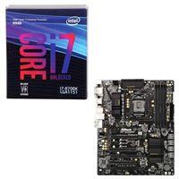 Intel Core i7-8700K, ASUS ROG STRIX Z370-F Gaming,...