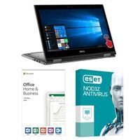 Dell Inspiron 13 5379 7923, Office 2019 Home and Business, 3 Year NOD32 Antivirus, Laptop Bundle