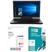 Dell G5 15 5587 5542, Office 2019 Home and Student, 3 Year NOD32 Antivirus, Laptop Bundle